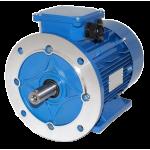 Электродвигатель 5АИ 100L2 - 5,5x3000 IM2081(B35) лапы+фланец ЭЛКОМ