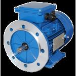 Электродвигатель АИР 56B4 - 0,18x1310 IM2081(B35) лапы+фланец ЭЛМАШ