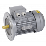 Электродвигатель АИР 71B4 - 0,75x1360 IM3081(B5) фланец iEK DRIVE