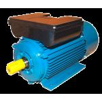 Электродвигатель однофазный 5АИЕ 80C4 - 1,5x1500 Лапы 1081 (1001) B3 Элком