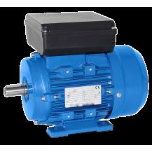 Электродвигатель однофазный АИС2Е 63A4 - 0,12x1350 Лапы 1081 (1001) B3 ЭЛМАШ
